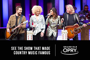 Win tickets to the Grand Ol' Opry from 106.5 WJDT!